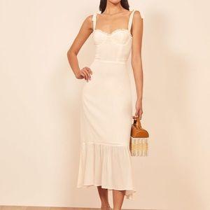 NWT Reformation Nikita Midi Dress